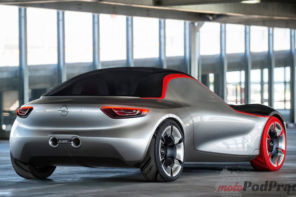 Opel GT 2 Tak będzie wyglądał Opel GT