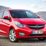 Opel Karl 150x150 Poznajcie nominowanych do Car Of The Year 2016