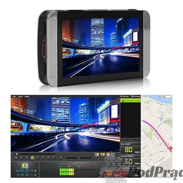 Overmax camroad 6 2 Test: Kamera samochodowa Overmax Camroad 6.1
