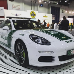 Porsche Panamera 150x150 Radiowozy w Dubaju