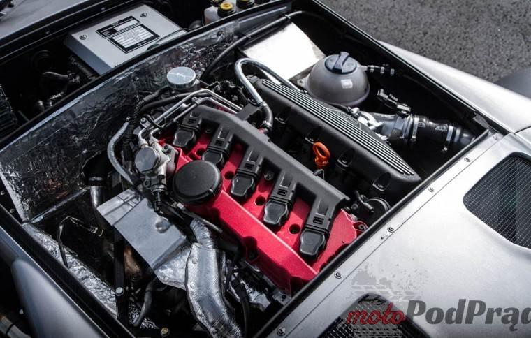 Silnik Niedostępne w Polsce: Donkervoort D8 GTO