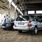 Subaru Fotrester 2.5 XT 9 150x150 Subaru Forester II 2.5 XT   leśny stwór!