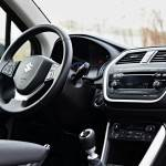 Suzuki SX4 SCross 17 150x150 Mini test: Suzuki SX4 S CROSS 1.6 DDiS 4WD 6MT Elegance