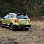 Suzuki SX4 SCross 24 150x150 Mini test: Suzuki SX4 S CROSS 1.6 DDiS 4WD 6MT Elegance