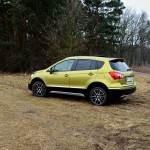 Suzuki SX4 SCross 91 150x150 Mini test: Suzuki SX4 S CROSS 1.6 DDiS 4WD 6MT Elegance