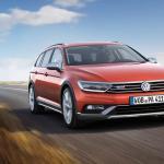 Volkswagen Passat Alltrack 150x150