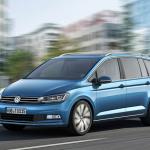 Volkswagen Touran 150x150 Poznajcie nominowanych do Car Of The Year 2016