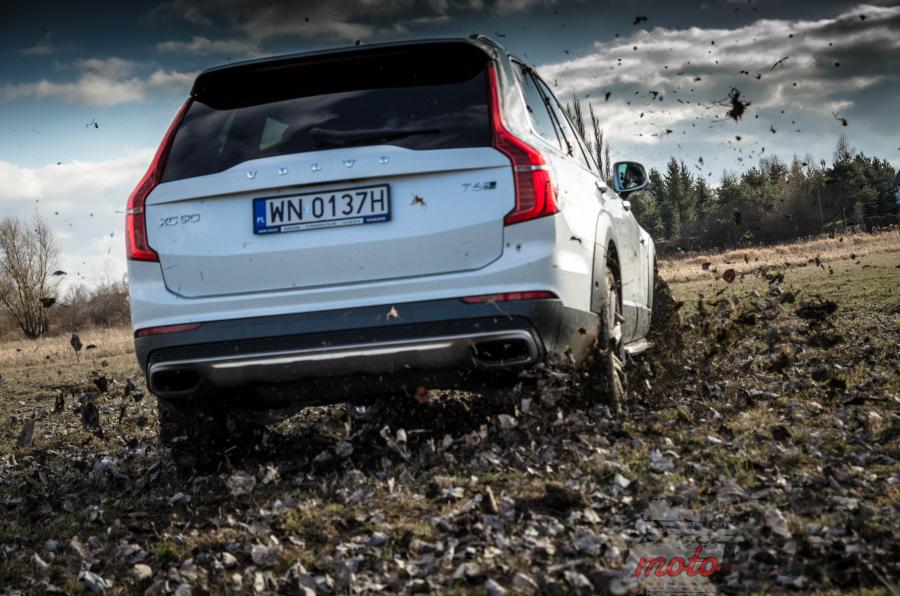 Volvo XC90 T6 19 Test: Volvo XC90 T6   11 miliardów dolarów nie poszło w las!