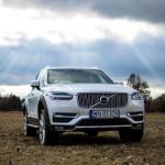 Volvo przód 150x150 Test: Volvo XC90 T6   11 miliardów dolarów nie poszło w las!