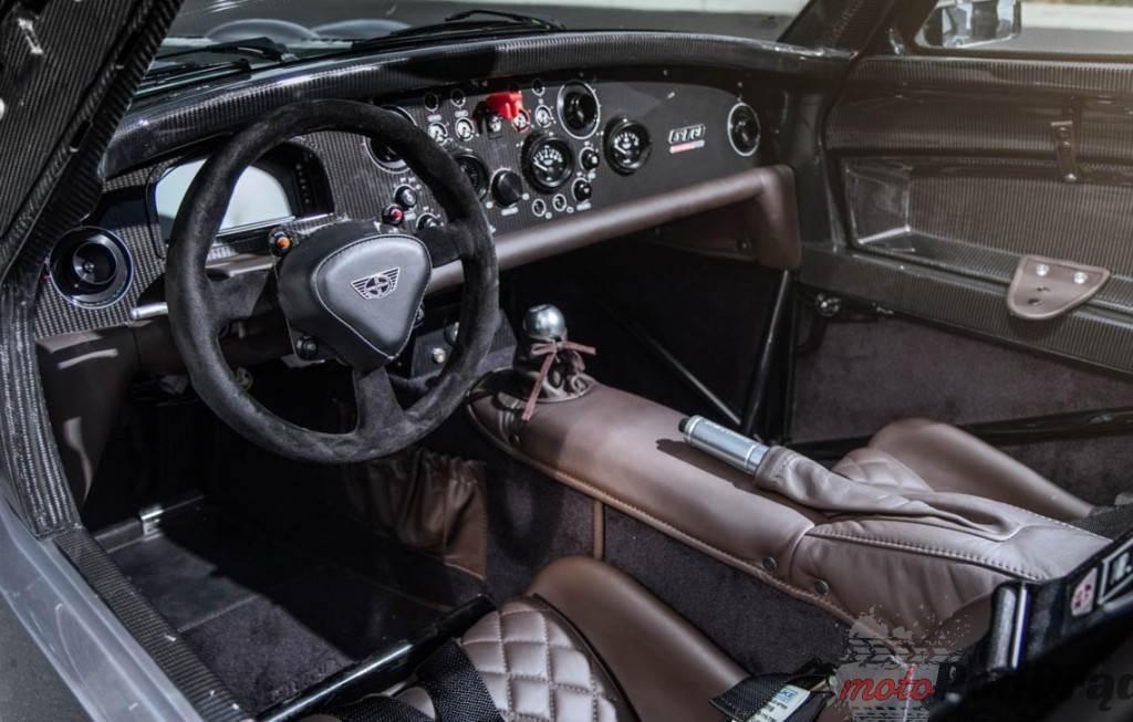 Wnetrze 1024x653 Niedostępne w Polsce: Donkervoort D8 GTO