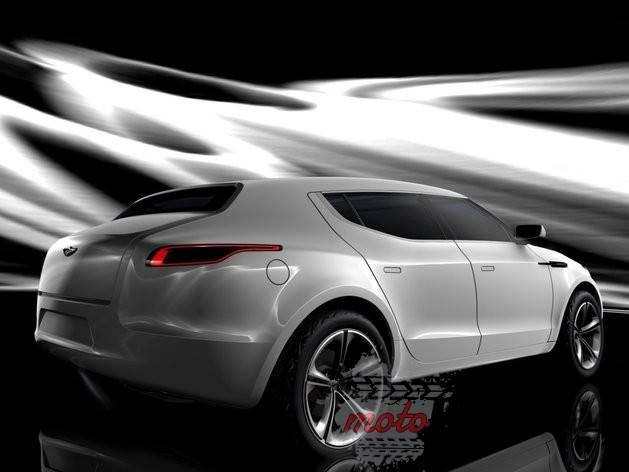 aston 2 Aston Martin kontynuuje prace nad... SUV em