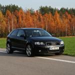 audi a3 3 2 150x150 Używane: Audi A3 II 3.2 V6   czysta przyjemność