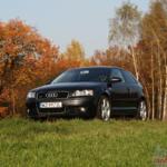 audi a3 3 4 150x150 Używane: Audi A3 II 3.2 V6   czysta przyjemność