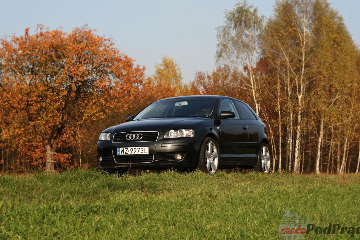 Audi A3 Ii 32 V6 Czysta Przyjemność Moto Pod Prąd