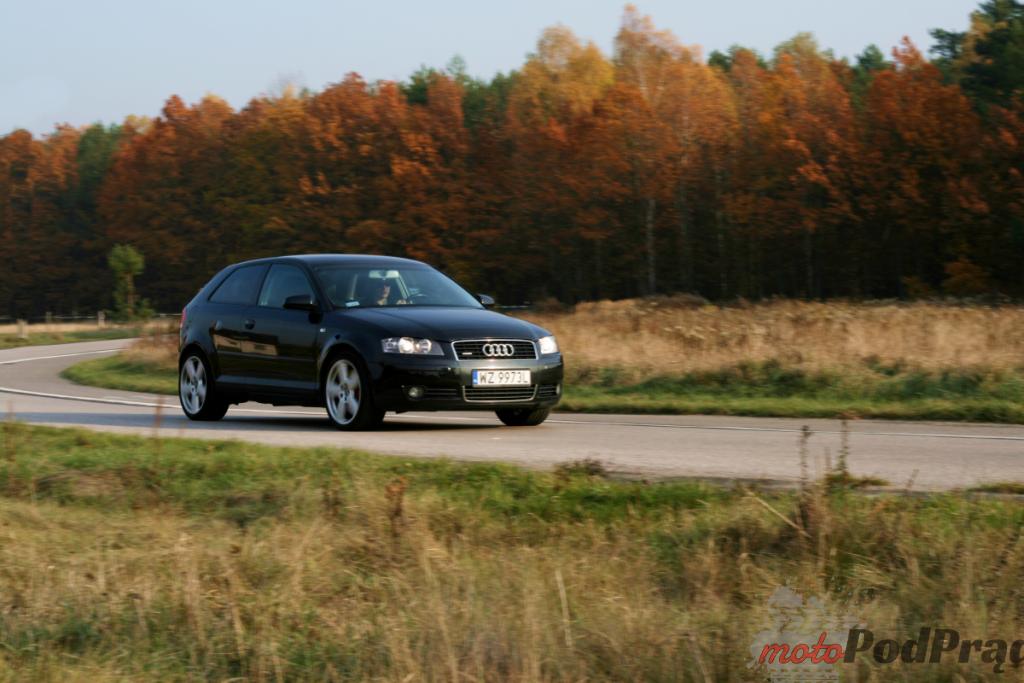 audi a3 3 5 1024x683 Używane: Audi A3 II 3.2 V6   czysta przyjemność