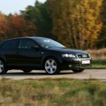 audi a3 3 6 150x150 Używane: Audi A3 II 3.2 V6   czysta przyjemność
