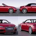 audi tt sportback y roadster 2015 cual seria el aspecto de las nuevas carrocerias 201416054 6 150x150 Przegląd przyszłych Mercedesów, Audi, BMW...