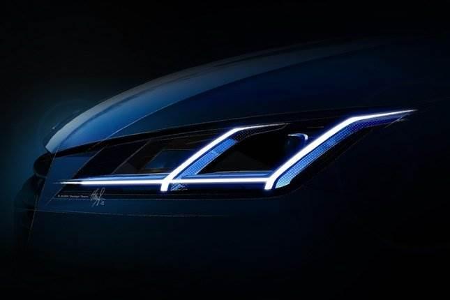 audi tt nowe Nowe Audi TT jeszcze w tym roku!