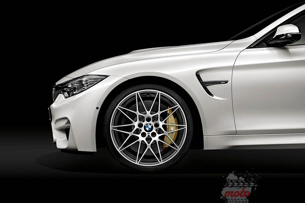 bmw f82 m4 coupe competition 1 BMW: Competition Pack dla M3 i M4