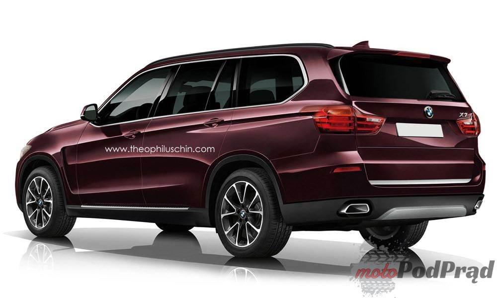 bmw x7 2 BMW X7   azjatycka wizualizacja