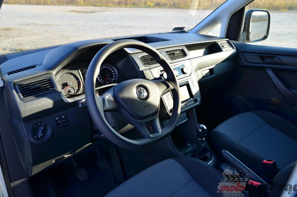 caddy 26 1024x678 Test: Volkswagen Caddy 2.0 TDI 4Motion   przyjemny blaszak