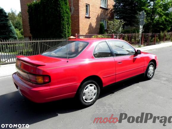 camry 2 [Znaleziony] Toyota Camry III Coupe   rarytas!