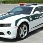 chevrolet camaro 150x150 Radiowozy w Dubaju
