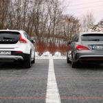 cla vs v40 35 150x150 Porównanie: Mercedes CLA 200 Shooting Brake vs Volvo V40 Cross Country Ocean Race