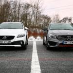 cla vs v40 38 150x150 Porównanie: Mercedes CLA 200 Shooting Brake vs Volvo V40 Cross Country Ocean Race