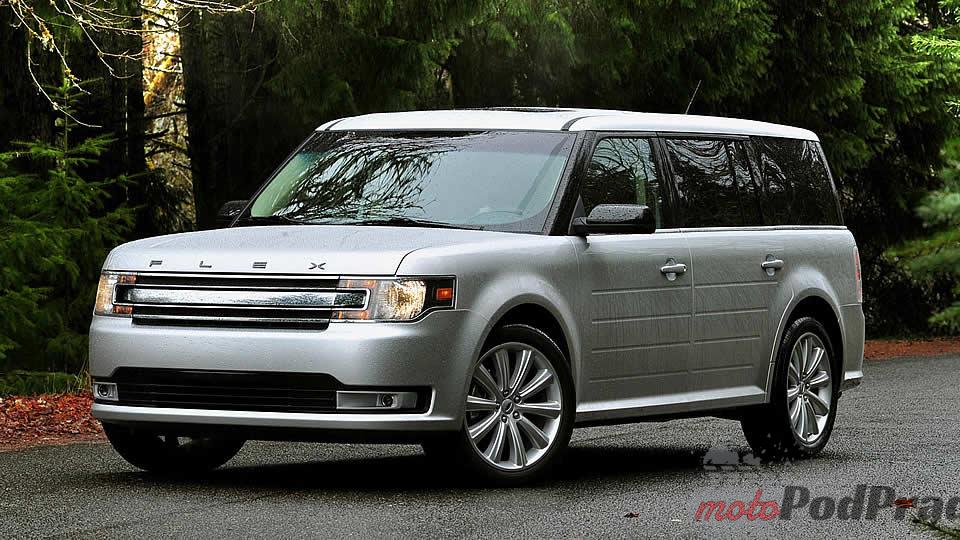 flex Niedostępne w Polsce: Ford Flex i Lincoln MKT