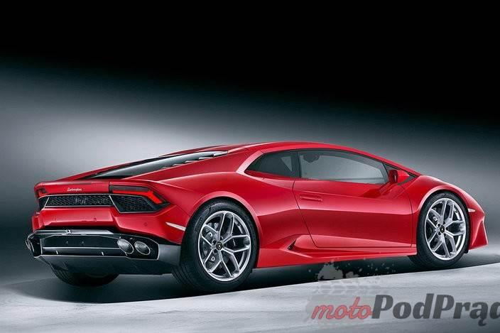lambo2 Lamborghini Huracan   nowy, czyli słabszy