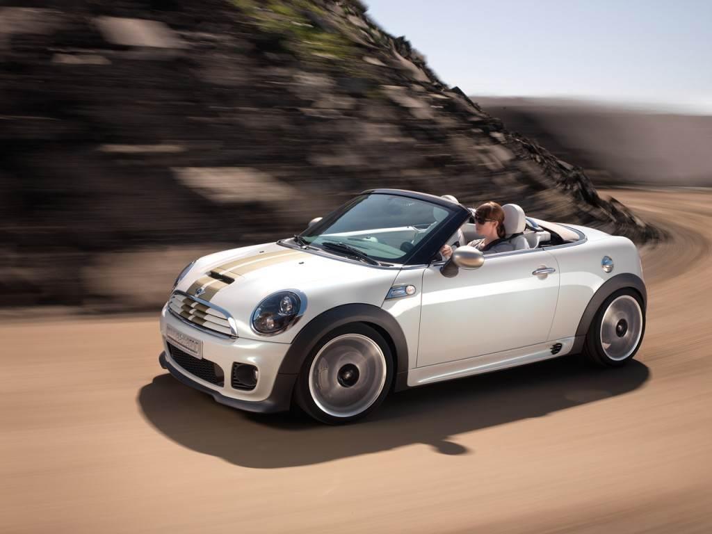 mini roadster  1024x768 Coupe, Roadster i Paceman.. bye, bye?