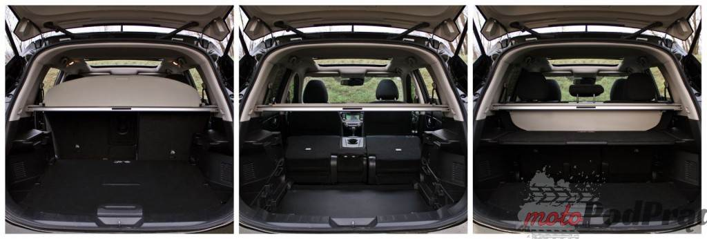 nissan xtrail 2wd 14 1024x346 Test: Nissan X Trail 1.6 DCI 2WD   brakuje mu charakteru