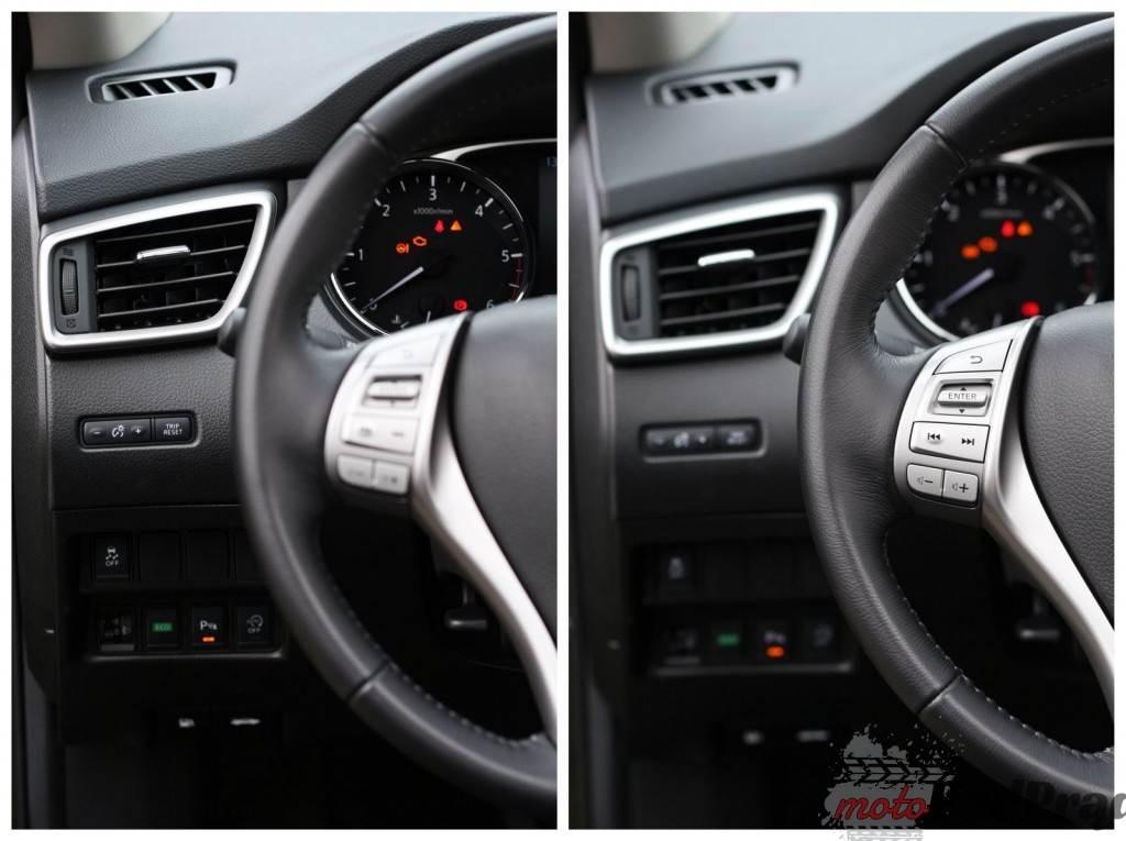 nissan xtrail 2wd 9 1024x765 Test: Nissan X Trail 1.6 DCI 2WD   brakuje mu charakteru