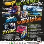 plakat NP 2014 Olsztyn lotnisko 150x150 RUNDA BONUSOWA NA ¼ MILI NIGHT POWER 2014 GP